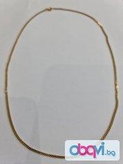 Златен ланец-5,34 гр.