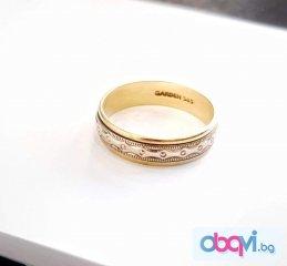 Златен пръстен- 3,22 гр.