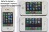 Phone 5 Българско меню WiFi TV 2SIM с Лого Бял