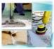 Почистване Професионално,шлаифане на мрамор,мозайка,варовик,травертин,прозорци,пране на килими,коли по...