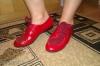 Дамски спортно-елегантни обувки