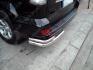 Задна Защита Toyota Land Cruiser 120, ф70мм