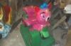 Клатушка Розово Коте