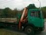Транспортни услуги с камион с кран до 8тона