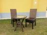Стол за хранене Лара от ест. ратан