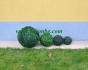 Изкуствени зелени топки
