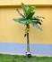 Изкуствена бананова палма с плодове