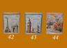 21.3 фото албума в кутия за 40 снимки 13х18 и 20 страници залепващи пейзаж:Париж,Лондон и...