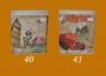 20.2 фото албума в кутия за 40 снимки 10х15 пейзаж:Лондон и Ню Йорк