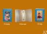 17,3.фото албуми за 36 снимки 9х13-момиче и момче-много броя имаме от албума цената е 0,50 лв.  за 1...