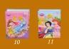 6.2 детски фото албума за 60 снимки 10х15 размер с Принцеси цената е за 1 брой