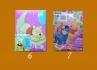 3.2 детски фото албума за 100 снимки 10х15 размер с Мечо пух-розов фон цената е за 1 брой