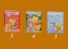 2.3 детски фото албума за 100 снимки 10х15 размер с Мечо пух цената е за 1 брой