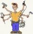 Строителна бригада с дългогодишен опит в ремонтите извършва следните дейности: