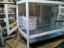 Продавам алуминиеви клетки за зайци.