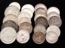 Купувам сребърни монети на високи цени