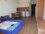 Просторно, напълно обзаведено студио в жилищна сграда в квартал Черно море,...