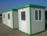 контейнери, сглобяеми къщи