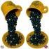 Сувенир - Летяща чаша на бижутата и изобилието - 26 см.
