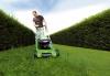Косене на трева, изрязване на храсти, плевене