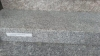 Стъпала от гранит, плочки, подпрозоречни первази, цокъл