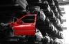Рециклира Неработещи коли за скрап