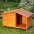 Дървени къщи за вашите любимци