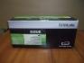 Нова оригинална Тонер касета за Lexmark MS510, MS610