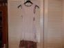 Празнична или лятна рокля за момиче в 2 пласта