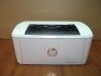 НОВ Лазерен принтер HP Laserjet М15W