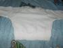 Бебешки плетен пуловер унисекс