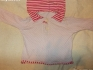 Топла  и стилна моряшка блузка