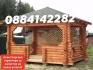 Изграждане да дървени навеси, беседки и козирки-0884142282
