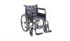 Продавам много добре запазена сгъваема инвалидна количка