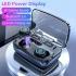 ПРОМО до 8 март! M11 TWS Bluetooth 5.0 Слушалки с намаляване на шума HiFi IPX7 Водоустойчиви слушалки с...