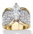 Пръстен злато и диаманти